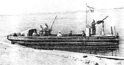 WWII DB Soviet Landing Craft